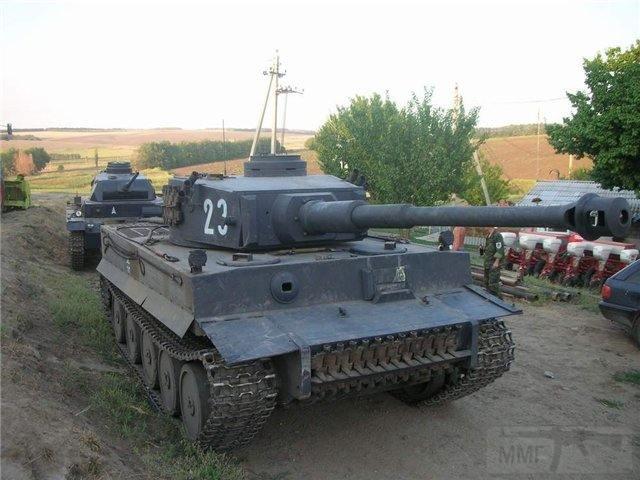 7532 - Деревянный танк