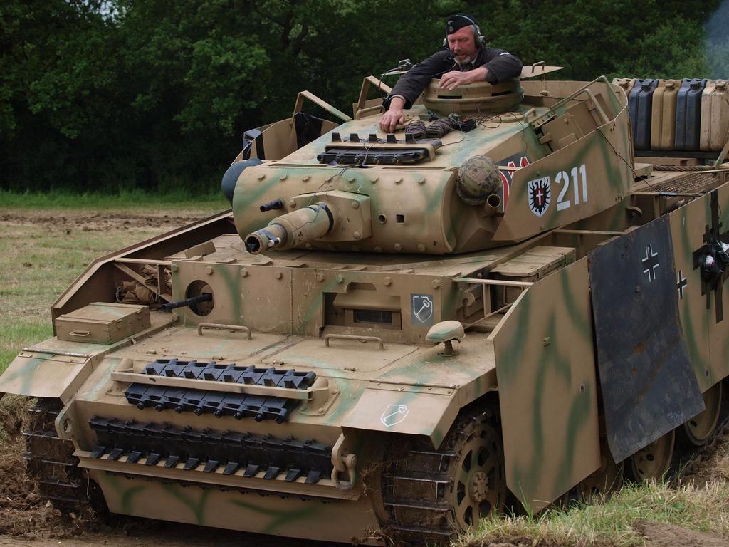 7533 - Деревянный танк