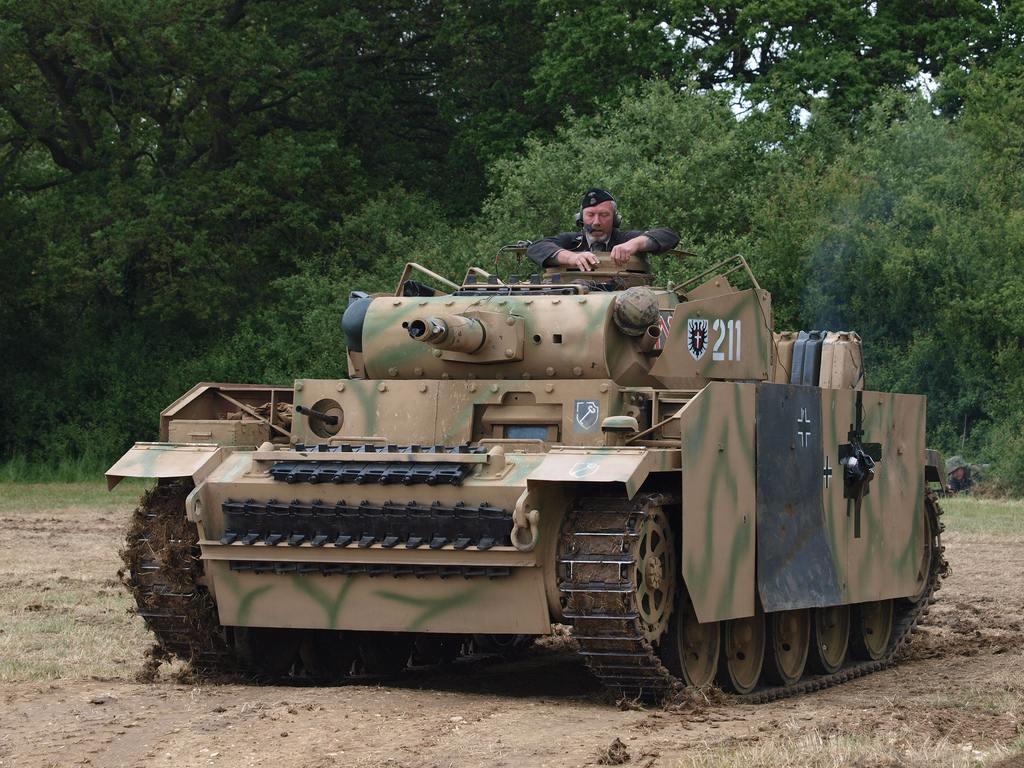 7534 - Деревянный танк