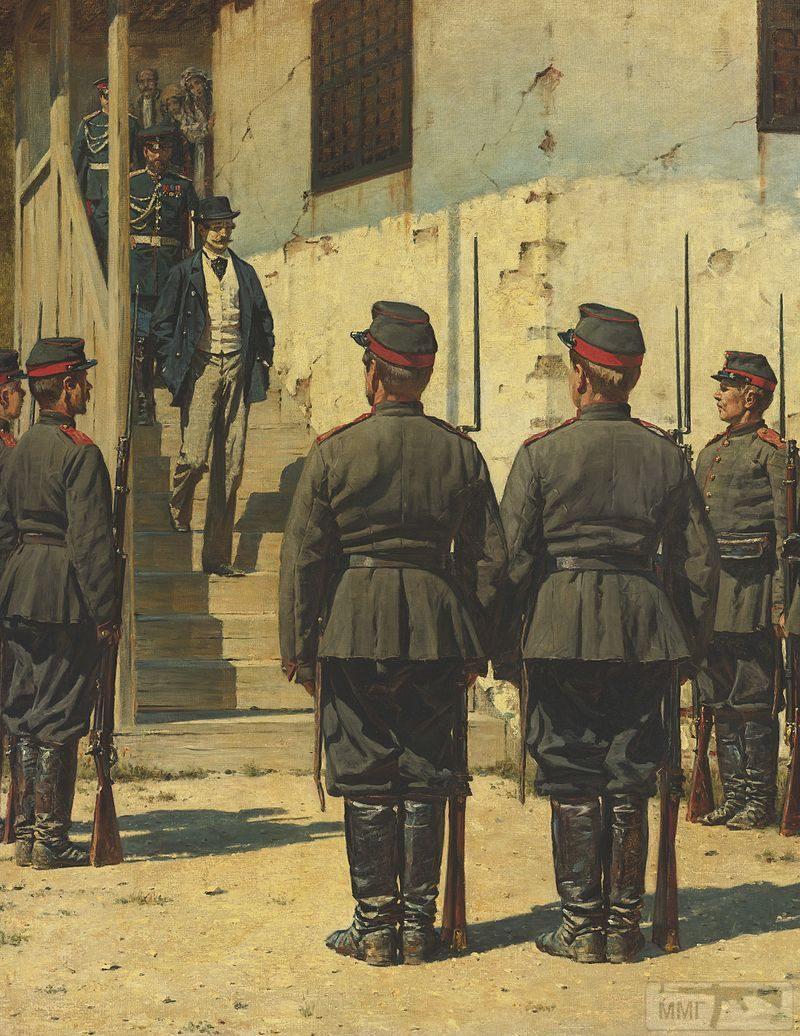 75359 - Яркая униформа старых времен... почему?