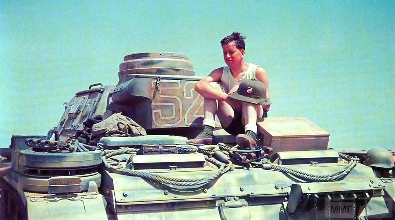 75397 - Военное фото 1939-1945 г.г. Западный фронт и Африка.