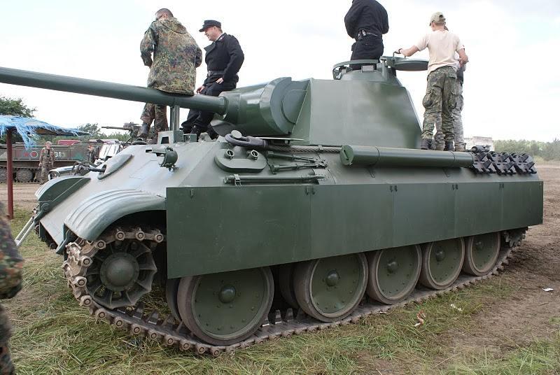 7541 - Деревянный танк