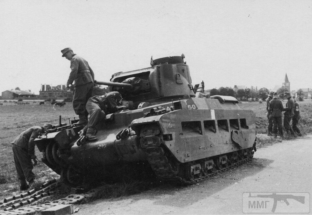 75415 - Британские танки Второй мировой