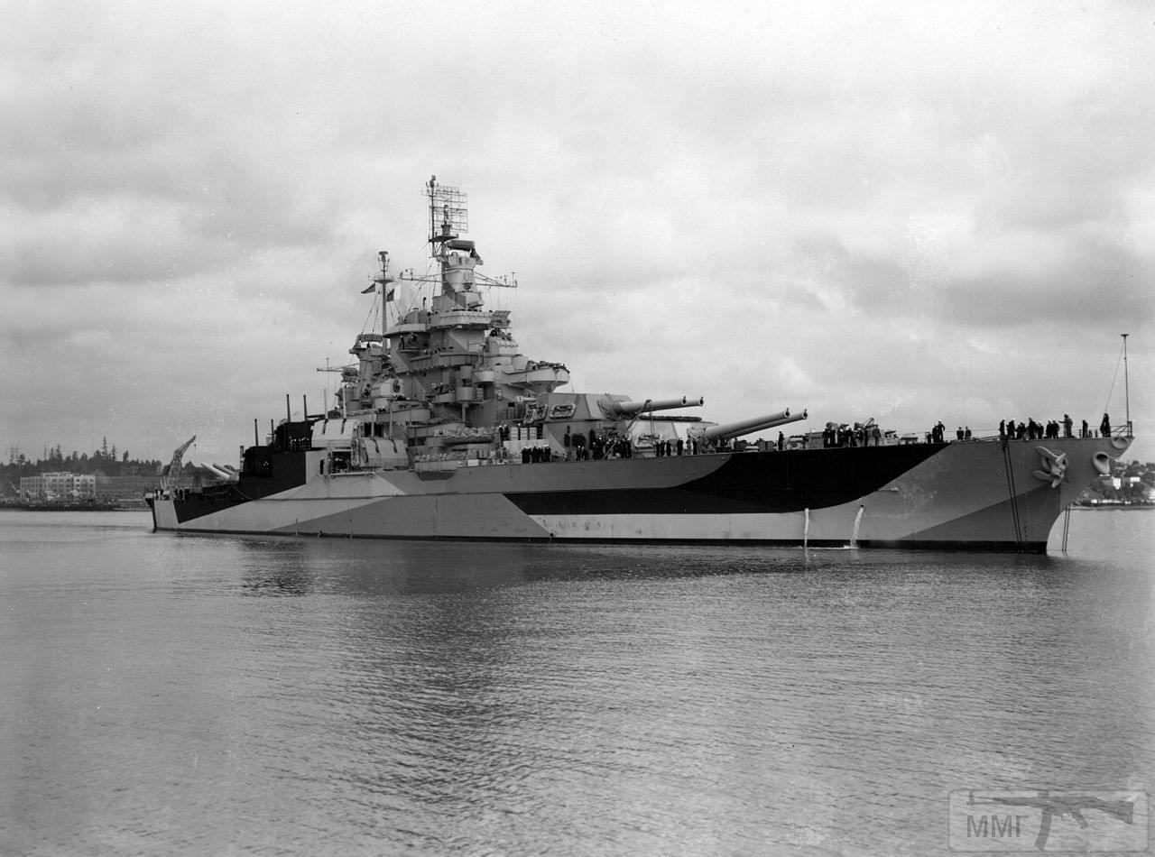 75476 - USS West Virginia (BB-48)