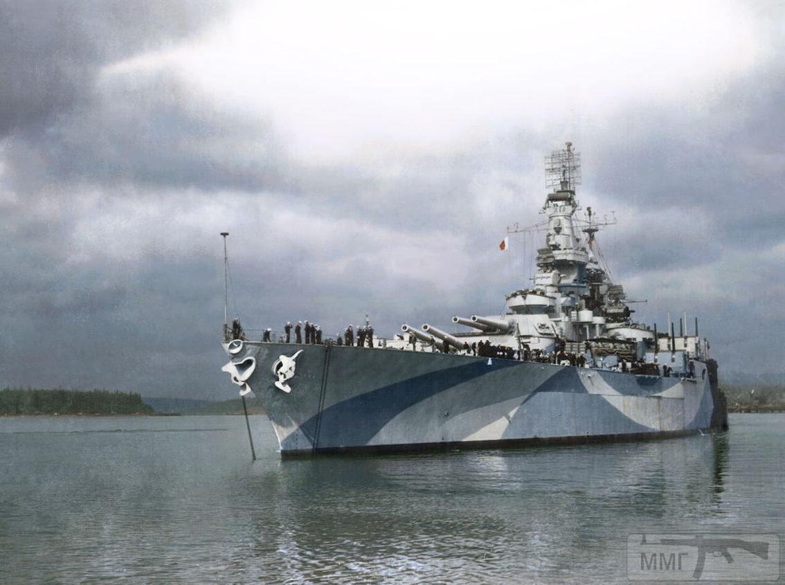 75477 - USS West Virginia (BB-48)