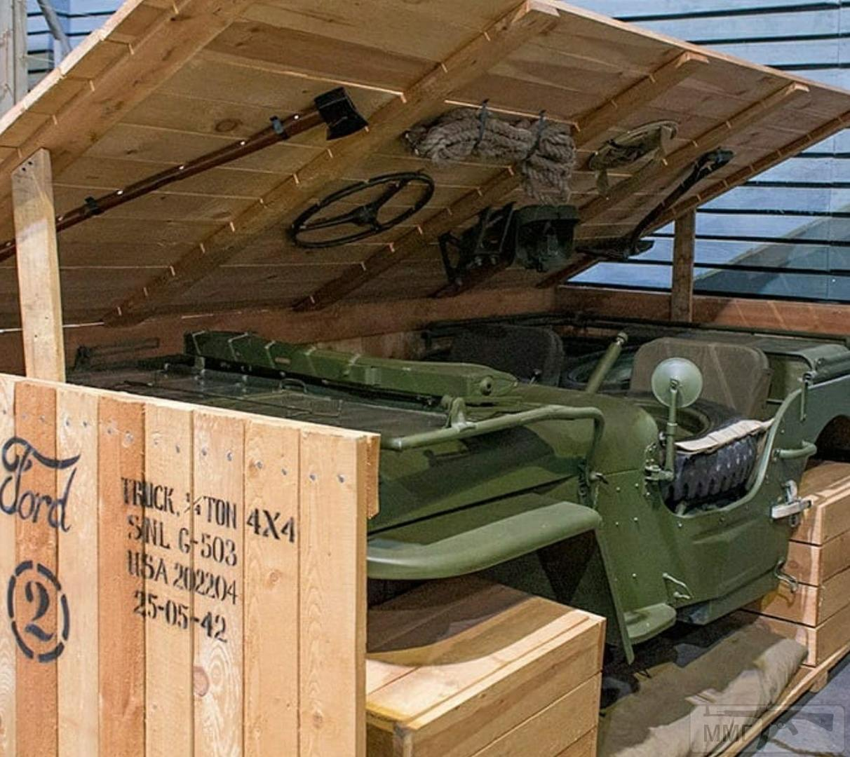 75816 - «Willys МВ» как один из символов войны.