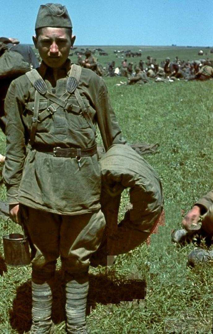 75819 - Военное фото 1941-1945 г.г. Восточный фронт.