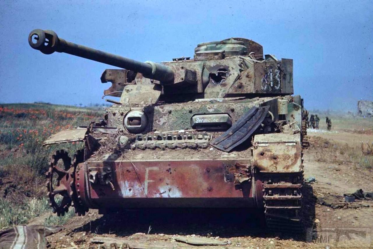 75820 - Военное фото 1939-1945 г.г. Западный фронт и Африка.