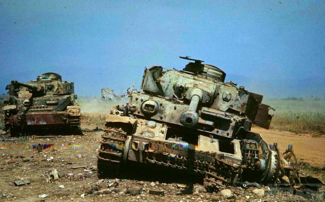 75822 - Военное фото 1939-1945 г.г. Западный фронт и Африка.