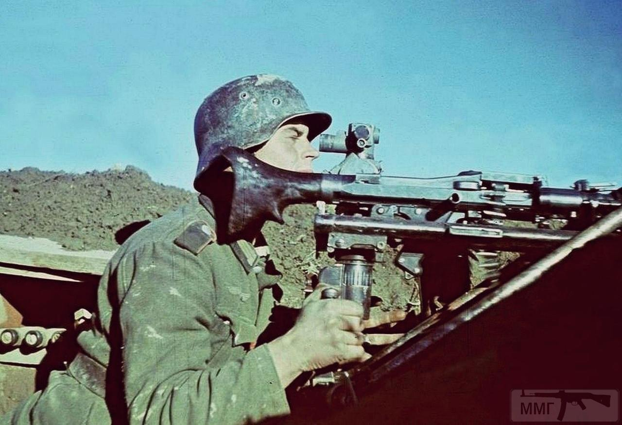 75824 - Все о пулемете MG-34 - история, модификации, клейма и т.д.
