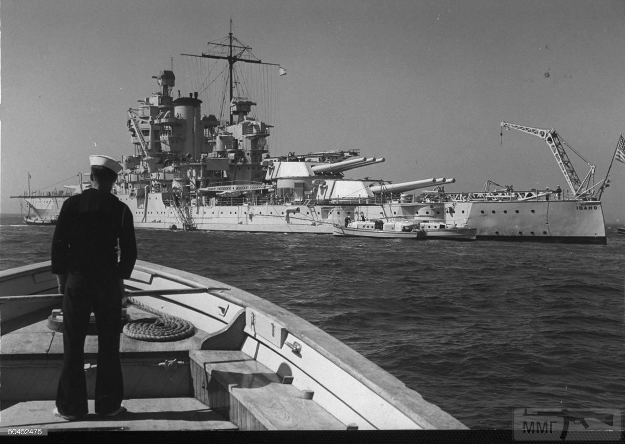 75836 - USS Idaho (BB-42)