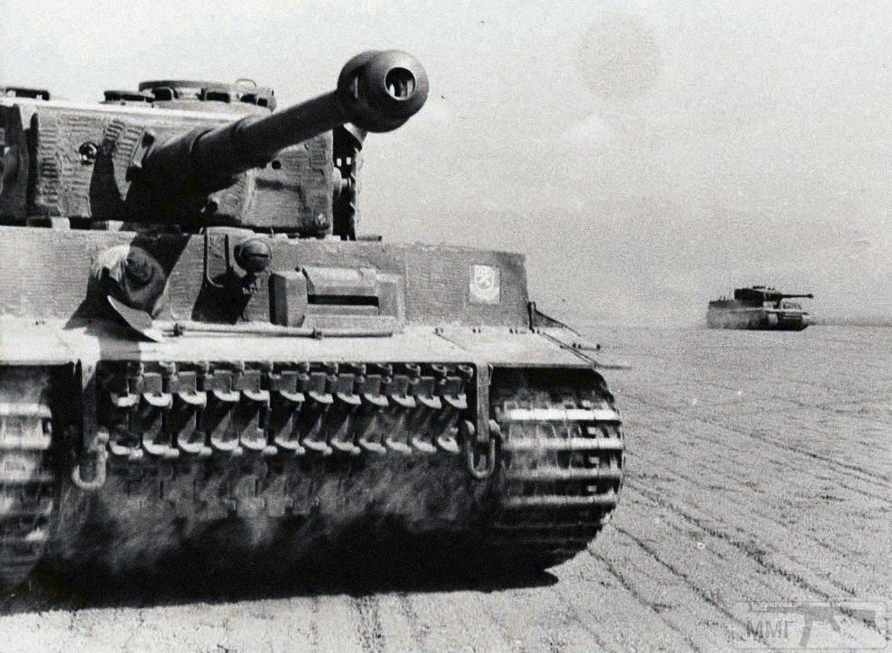 75853 - Танк Тигр - лучший танк Второй Мировой Войны?