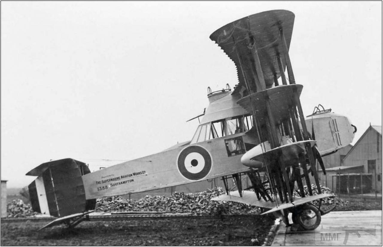 75906 - Авиация и летчики Первой Мировой Войны.