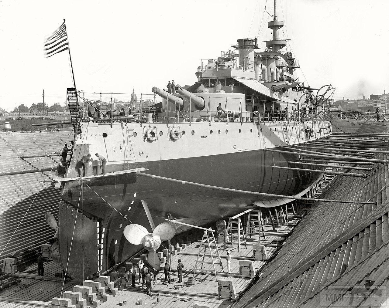 75915 - USS Oregon (BB-3)