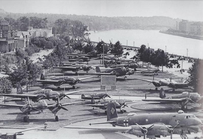 76018 - Самолеты Luftwaffe