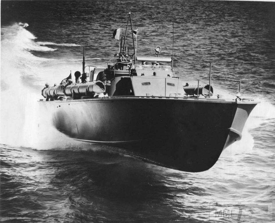 76045 - Торпедный катер PT-362
