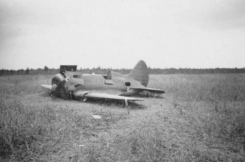 7608 - Потери авиации,фото.