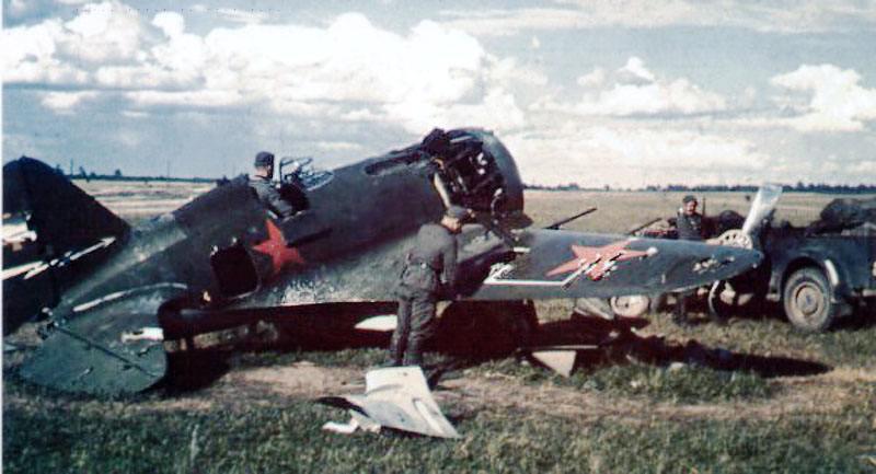 7611 - Потери авиации,фото.
