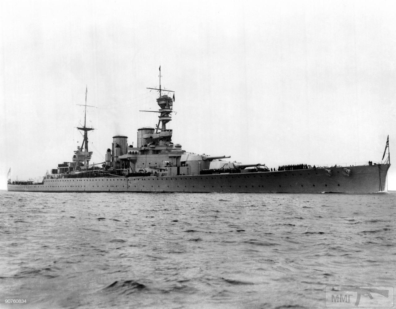 76328 - Броненосцы, дредноуты, линкоры и крейсера Британии
