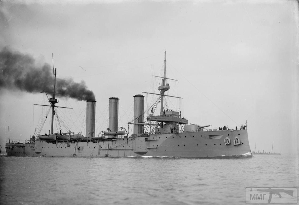 76329 - Броненосцы, дредноуты, линкоры и крейсера Британии