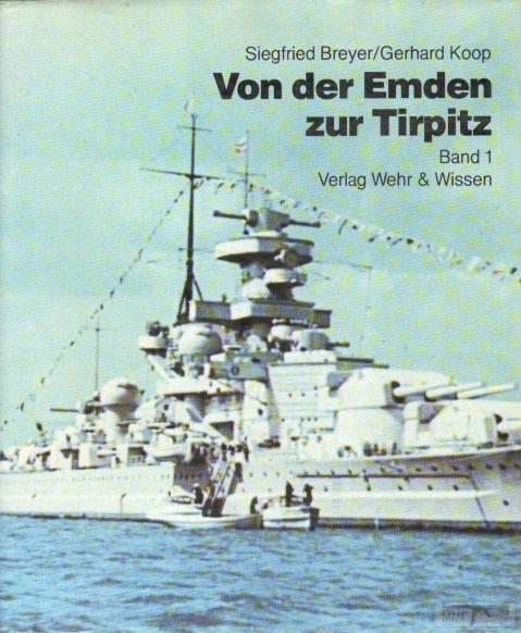 76391 - Литература по истории флота Германии.