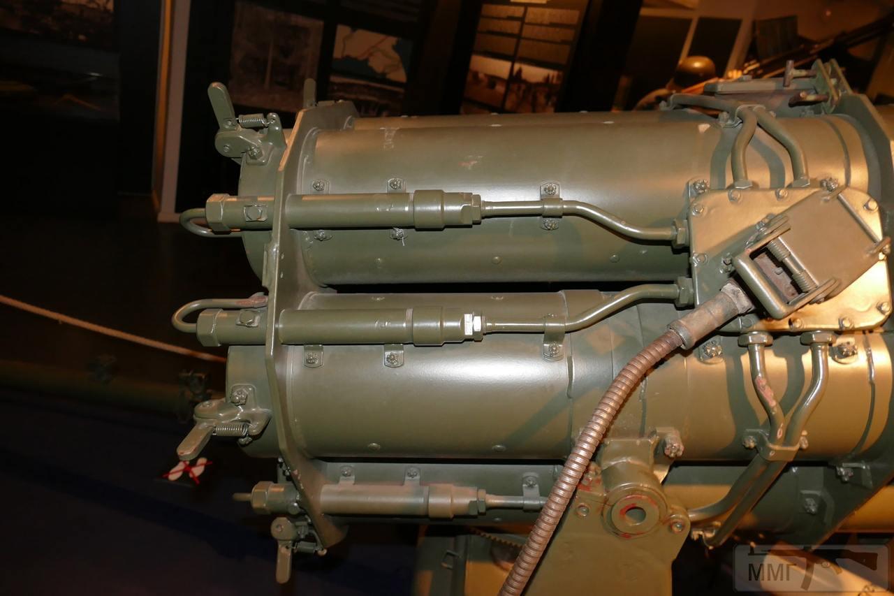 76447 - Германская реактивная артиллерия Второй мировой