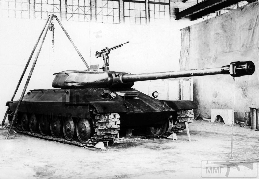 76553 - Не пошедшие в серию послевоенные прототипы