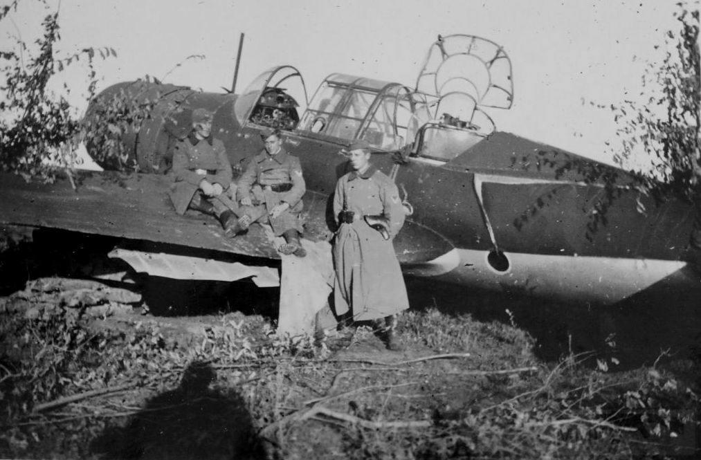 7657 - Потери авиации,фото.