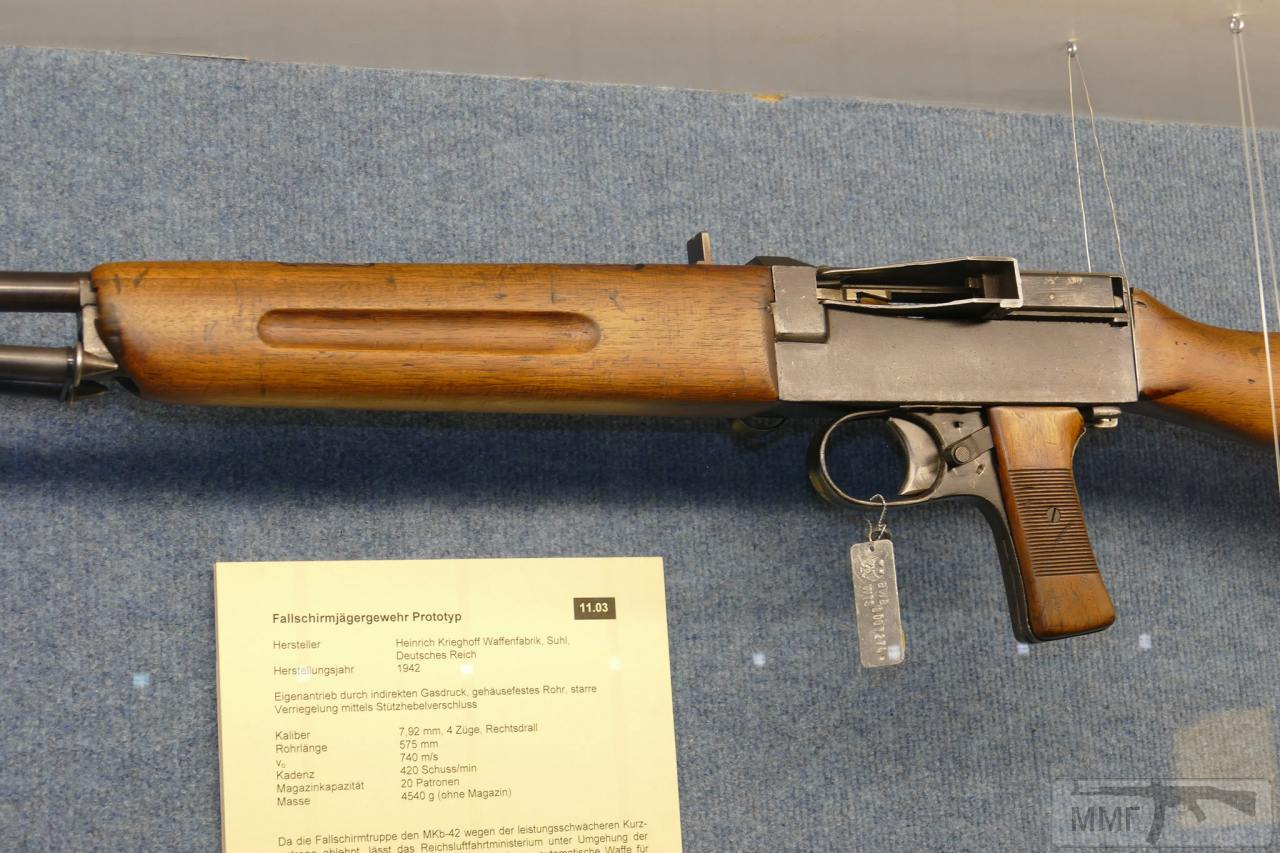 76627 - Fallschirmjägergewehr 42