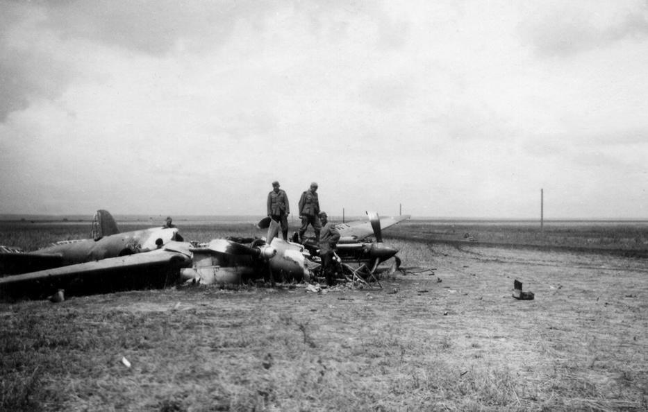 7669 - Потери авиации,фото.
