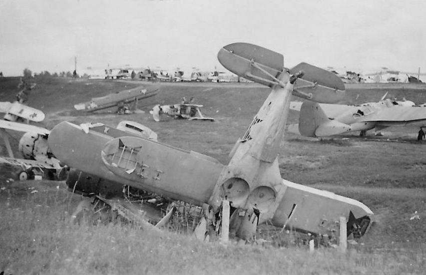 7671 - Потери авиации,фото.