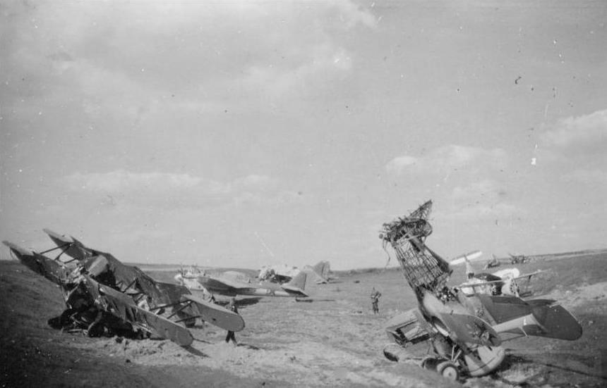 7672 - Потери авиации,фото.