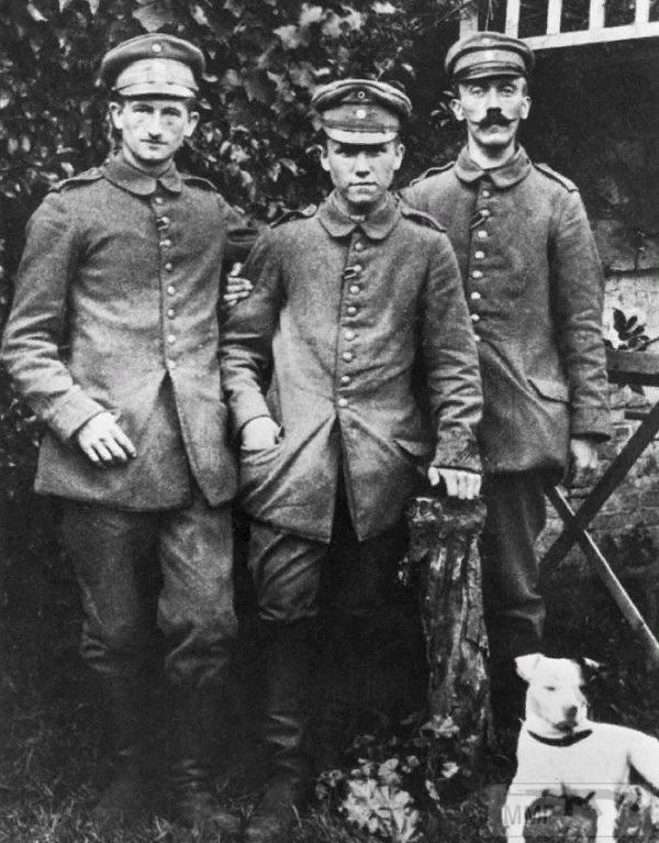 76804 - Военное фото. Западный фронт. 1914-1918г.г.