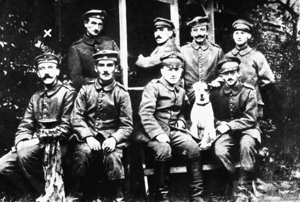 76806 - Военное фото. Западный фронт. 1914-1918г.г.