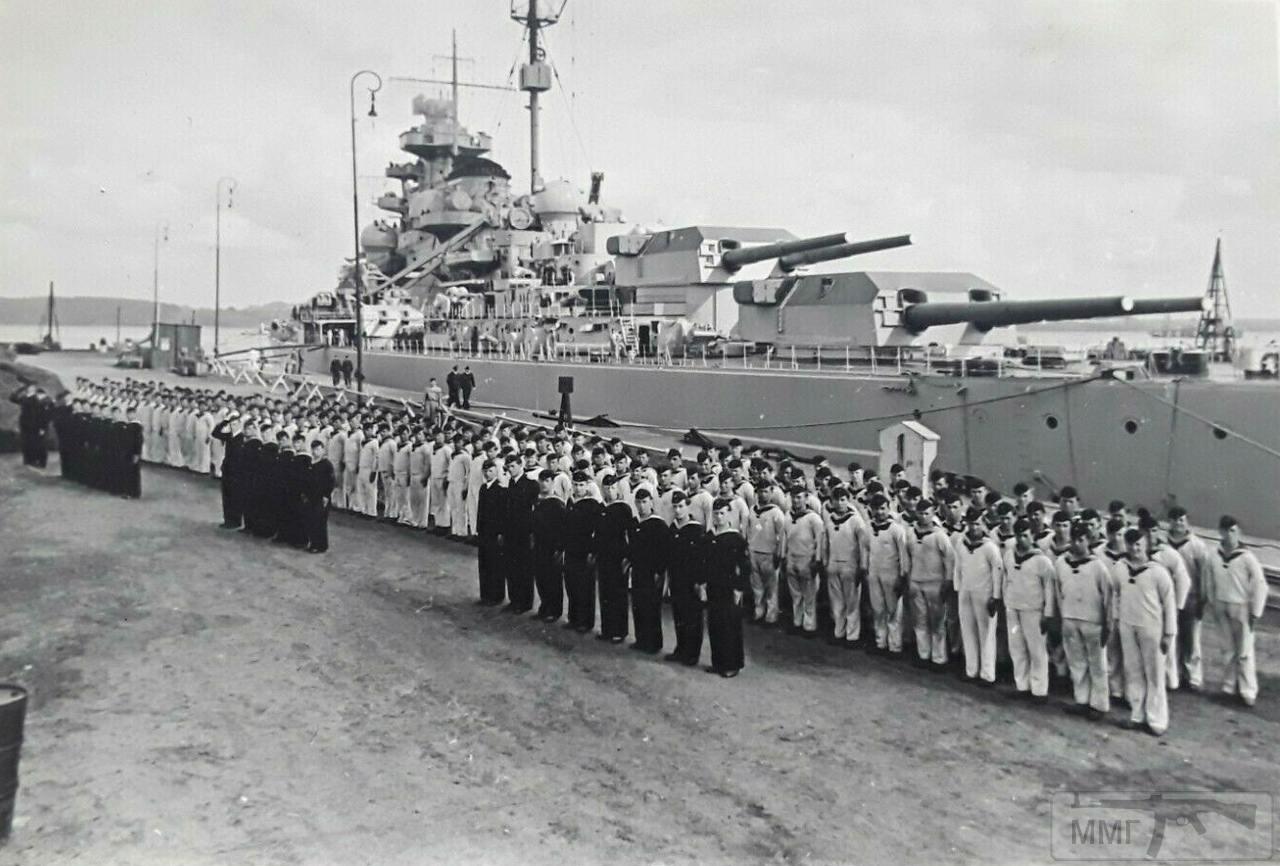 76944 - Линкор Tirpitz
