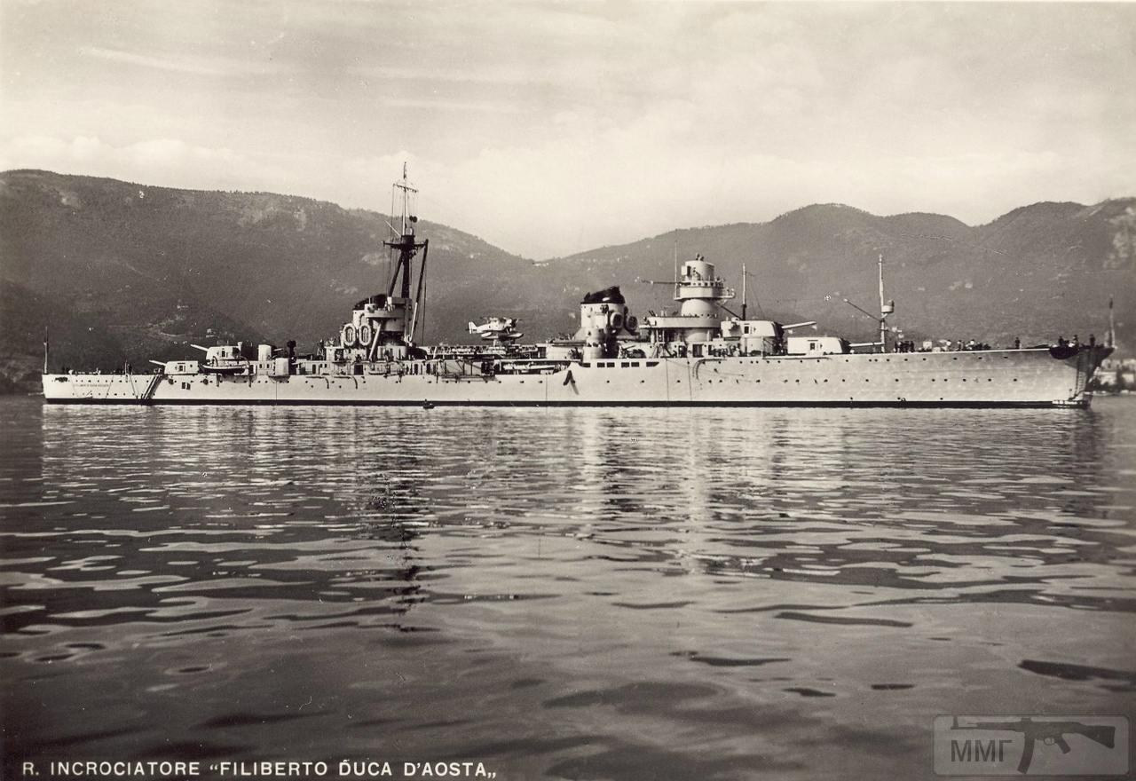 76947 - Легкий крейсер Emanuele Filiberto duca d'Aosta