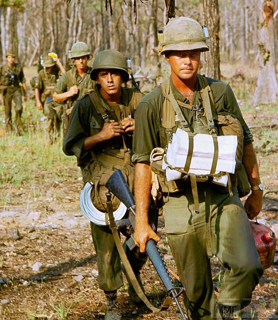 77009 - Сухопутные операции во Вьетнаме