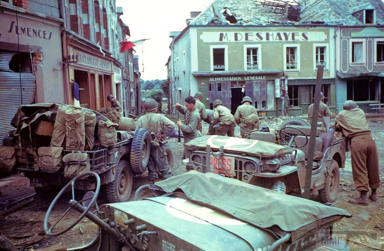 77019 - «Willys МВ» как один из символов войны.
