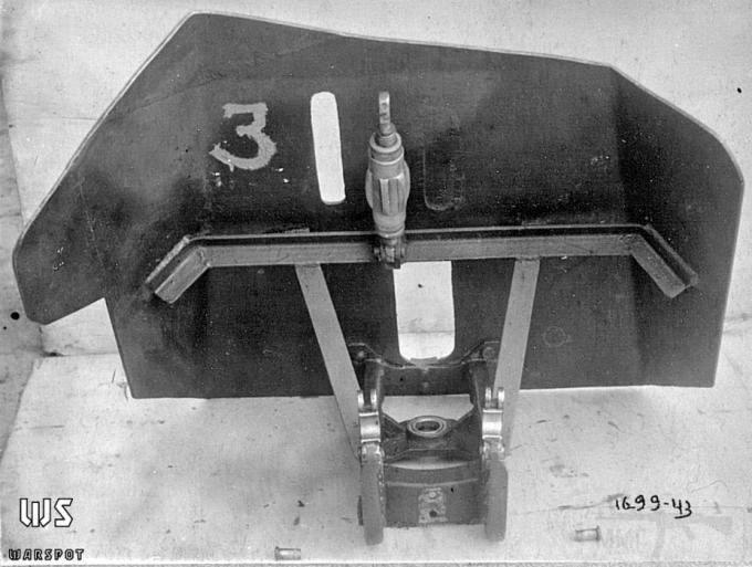 7713 - Опытная легкая противотанковая пушка ЛПП-25.