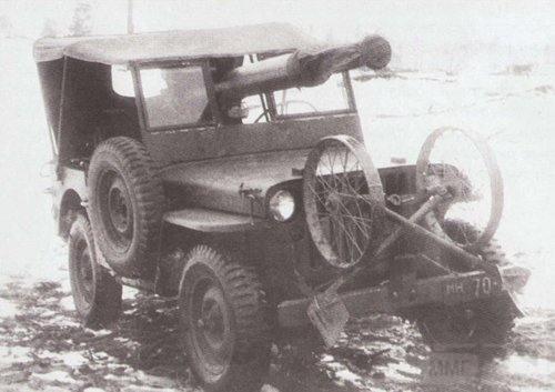 7715 - Опытная легкая противотанковая пушка ЛПП-25.