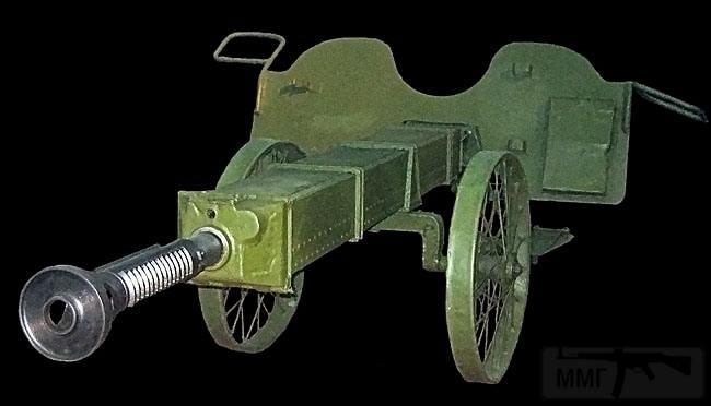 7717 - Опытная легкая противотанковая пушка ЛПП-25.