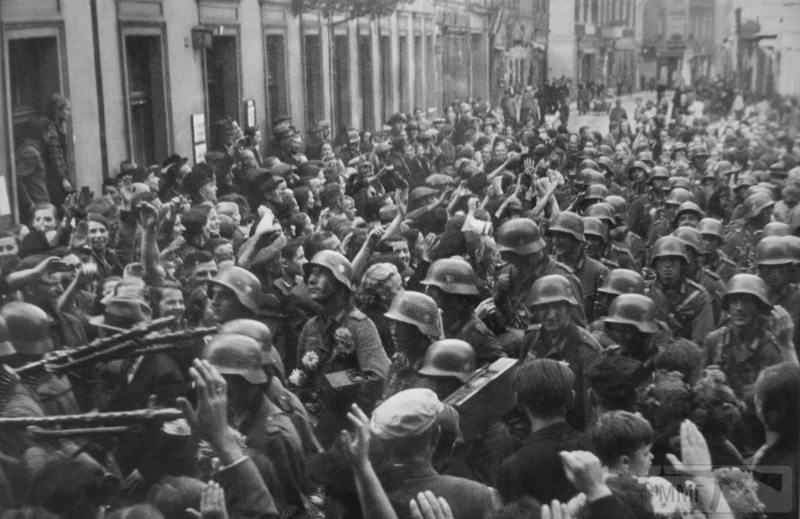 77191 - Раздел Польши и Польская кампания 1939 г.