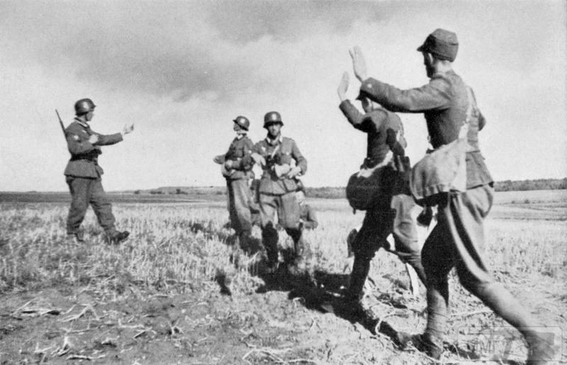 77195 - Раздел Польши и Польская кампания 1939 г.