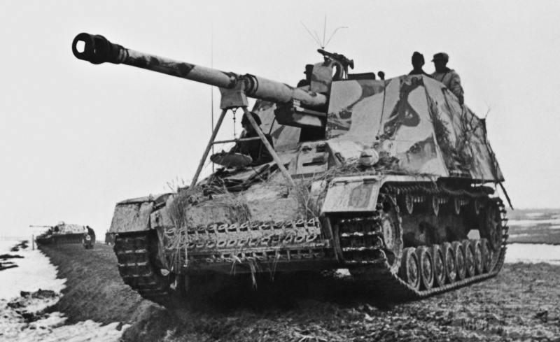 77256 - Истребители танков того времени.