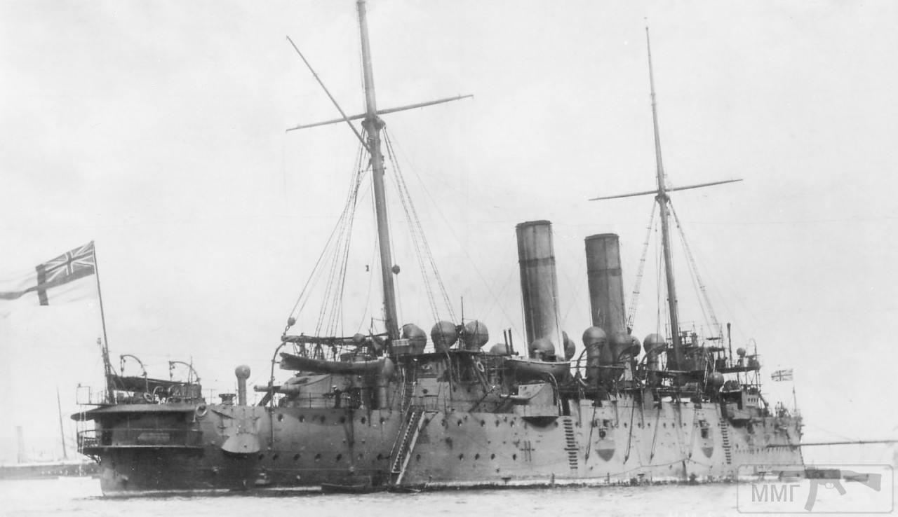 77315 - Броненосцы, дредноуты, линкоры и крейсера Британии