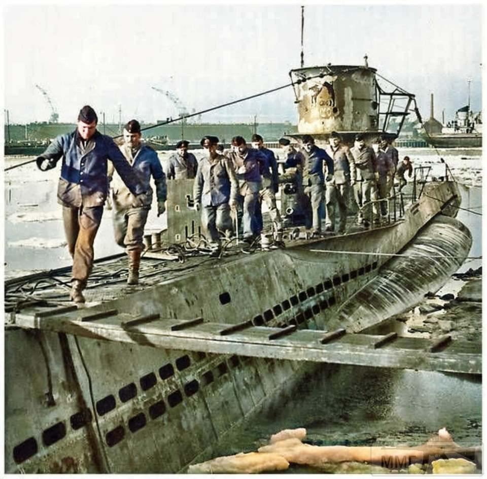 77320 - Волчьи Стаи - Германские подводные лодки двух мировых войн