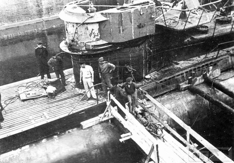 77365 - Волчьи Стаи - Германские подводные лодки двух мировых войн