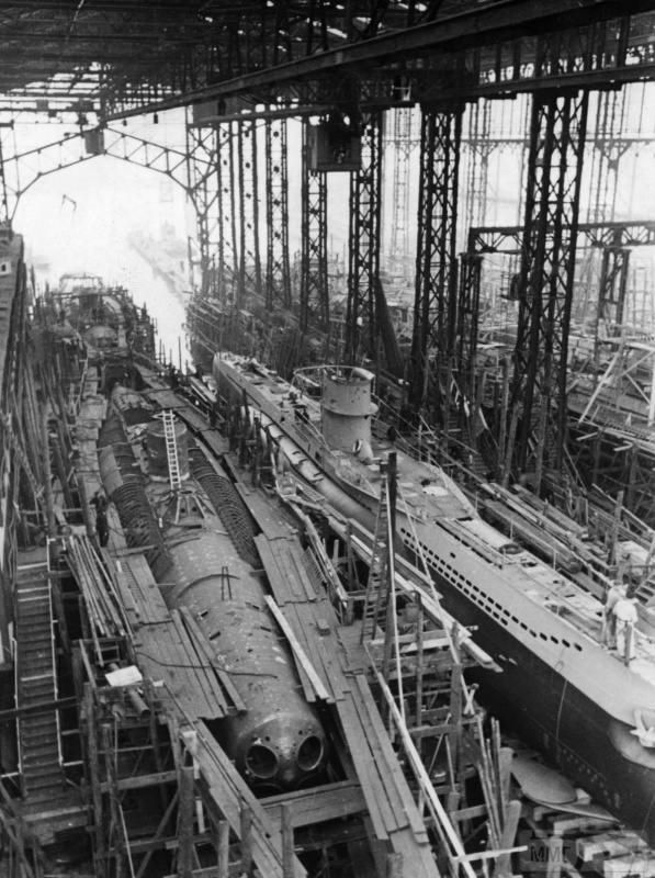 77368 - Волчьи Стаи - Германские подводные лодки двух мировых войн