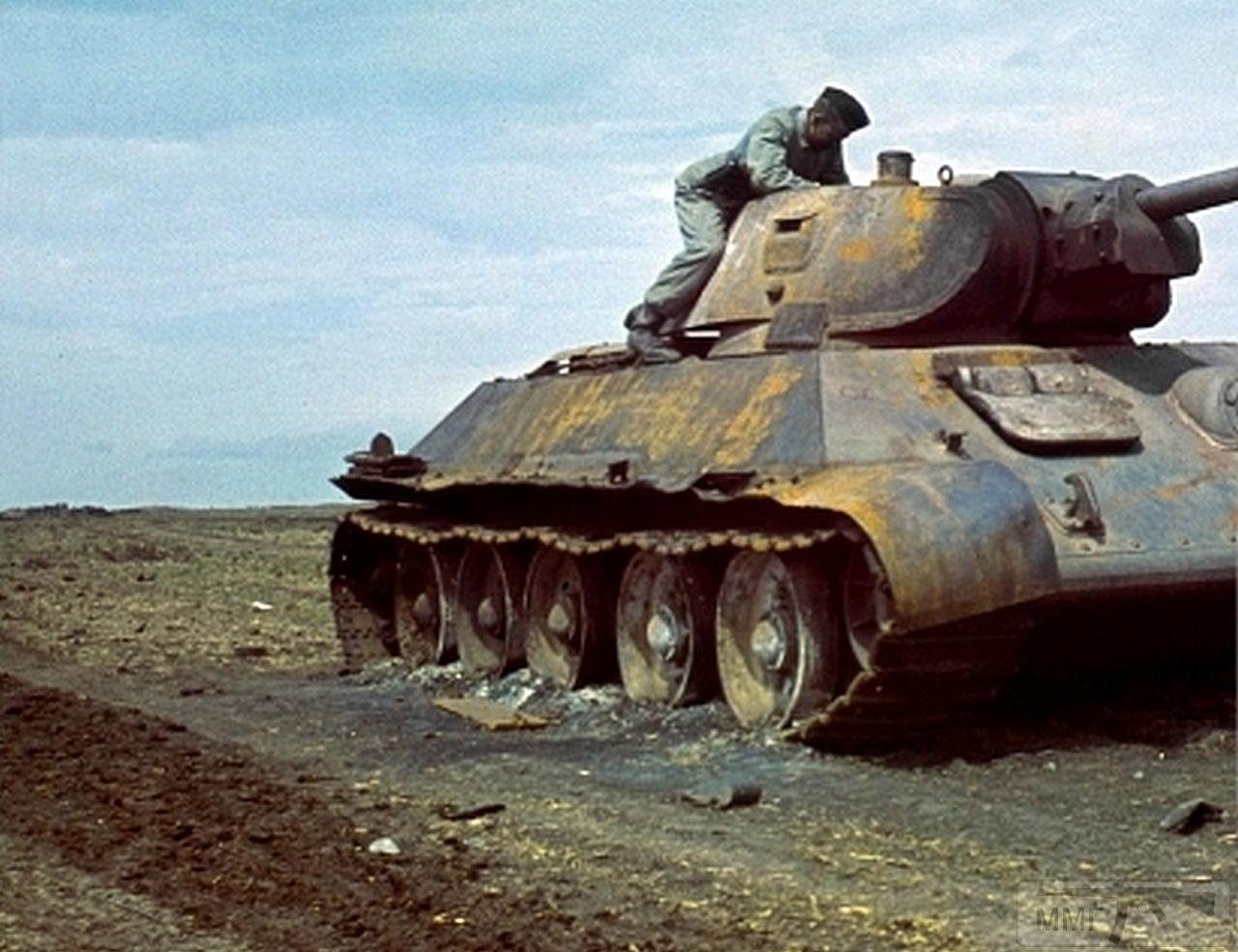 77443 - Военное фото 1941-1945 г.г. Восточный фронт.
