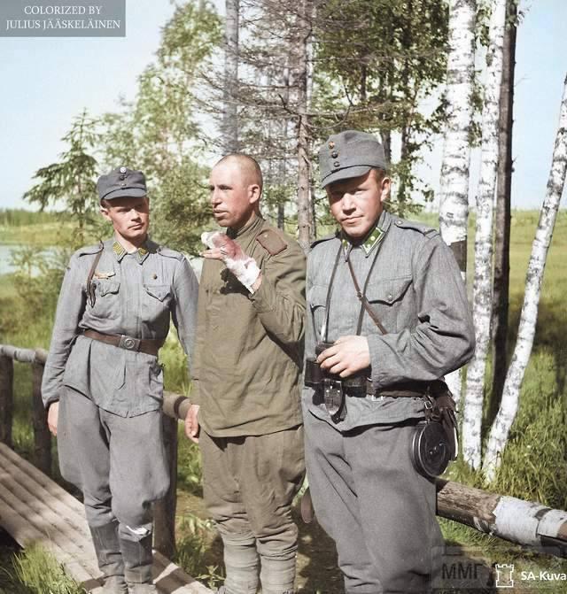 77453 - Военное фото 1941-1945 г.г. Восточный фронт.